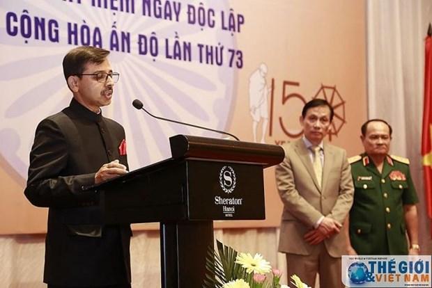 """越南是印度""""向东行动""""政策中的重要伙伴 hinh anh 2"""