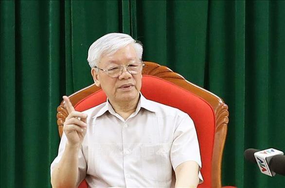 继续做好干部工作 为党的各级代表大会和越共十三大准备好接替人选 hinh anh 1