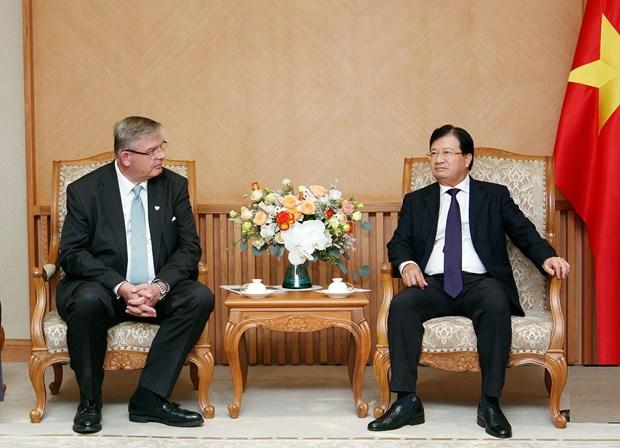 越南为外国企业在越开展可再生能源项目创造便利条件 hinh anh 2