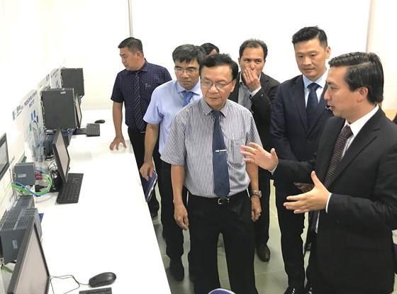 德国西门子赞助的越南智能工厂实验室正式竣工 hinh anh 1