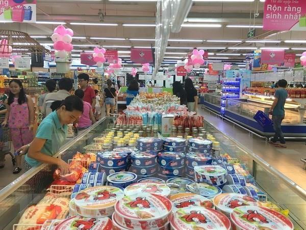 越南国内零售企业的新机会 hinh anh 1