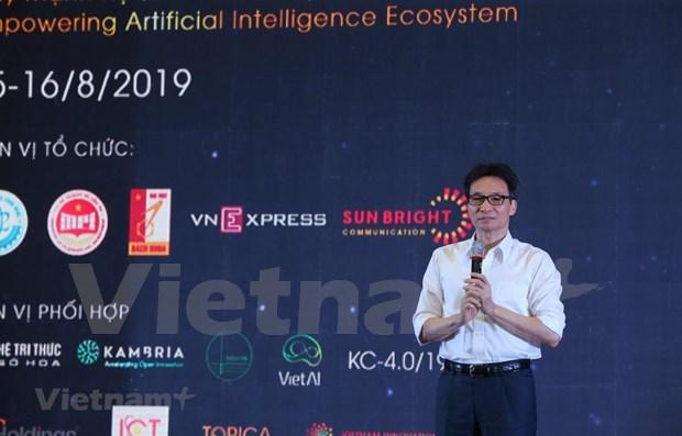 发展人工智能有助于加快越南数字化转型进程 hinh anh 1
