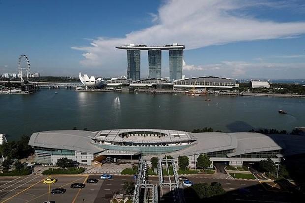 新加坡面临经济衰退的危机 hinh anh 1