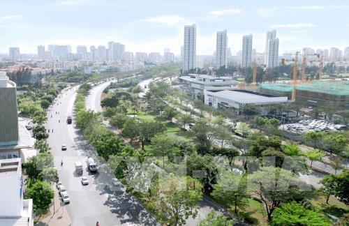 胡志明市新设企业和新批外资项目迅速增加 hinh anh 2