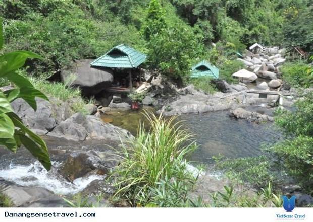 岘港生态旅游模式让游客沉浸于大自然的景色中 hinh anh 1