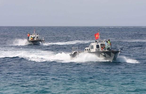 以和平方式解决争端是越南永不改变的原则 hinh anh 1