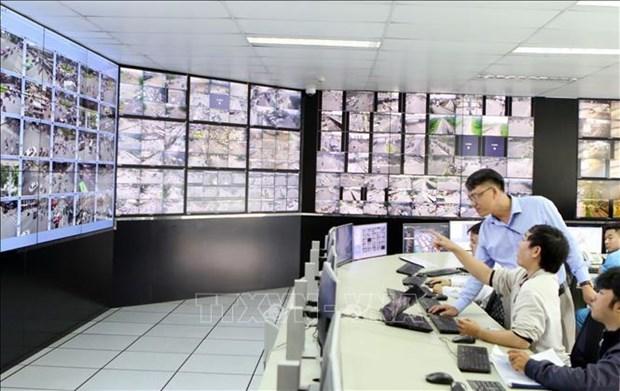 胡志明市智慧城市建设:为迎来技术浪潮准备人力资源 hinh anh 1
