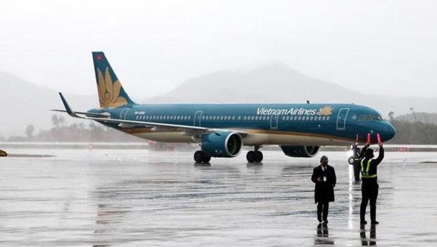越南各家航空公司航班延误和取消率增加 hinh anh 2