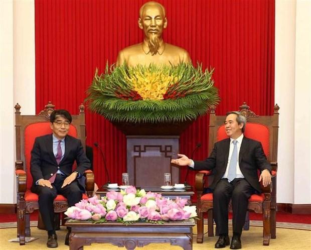 进一步弘扬越南与ILO的良好合作关系 hinh anh 1