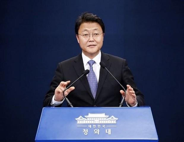 韩国希望推进与东盟的合作 实现共同繁荣 hinh anh 1