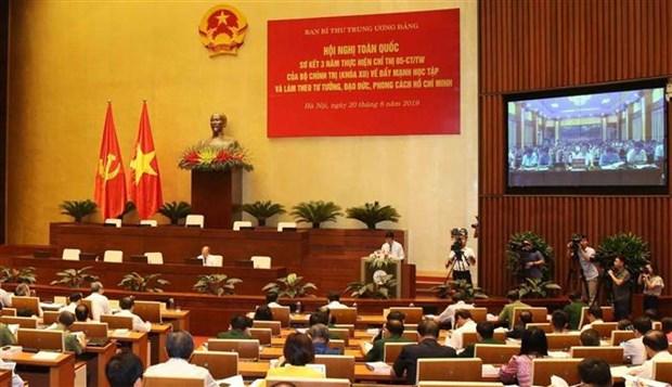 陈国旺:在展开落实第5号指示过程中需明确领导人的责任 hinh anh 1