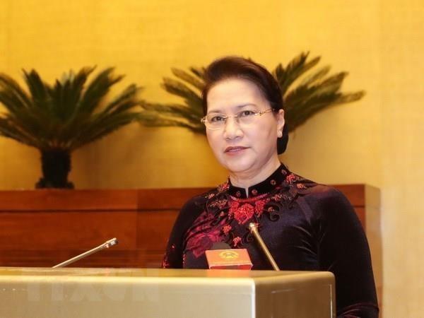 越南国会主席将出席AIPA-40并对泰国进行正式访问 hinh anh 1