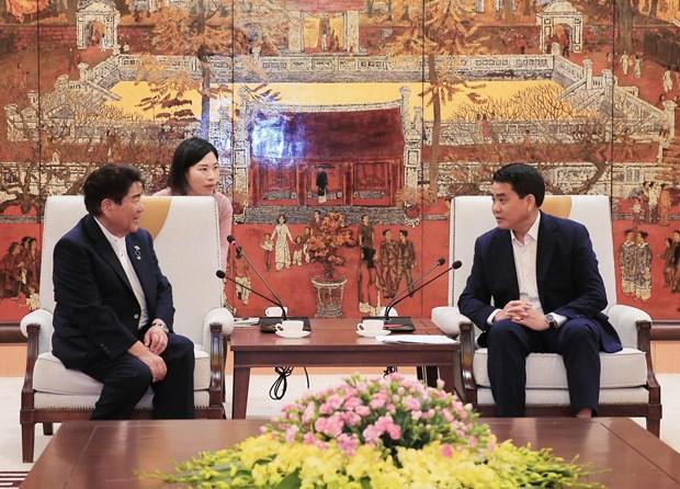 日本促进在河内高质量农业发展合作 hinh anh 2