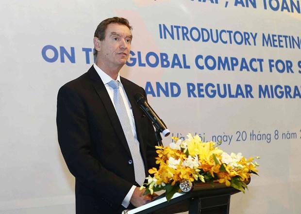 越南致力促进安全、有序和正常移民 hinh anh 2