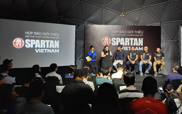 越南将承办全球顶级障碍赛跑 预计将吸引1000多人参加 hinh anh 1