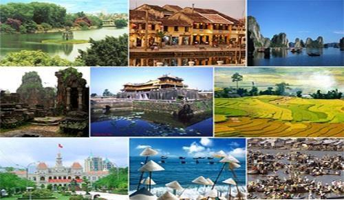 越南成为全球旅游增长最快的十个国家之一 hinh anh 1