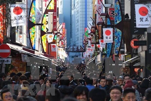7月份越南赴日本游客量猛增 hinh anh 1
