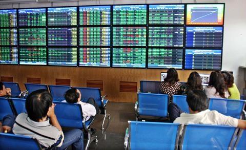 国际金融市场动荡影响到越南金融市场 hinh anh 1