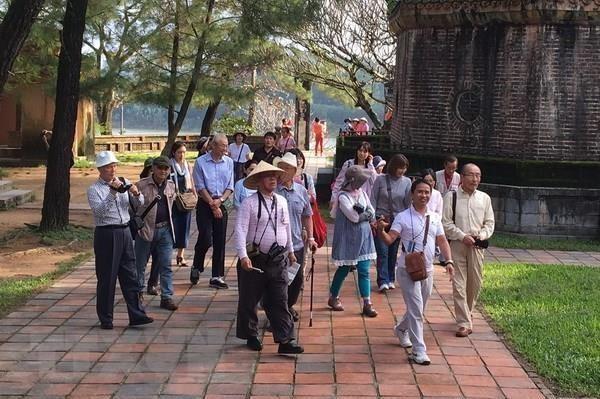 越南承天顺化省努力促进环境友好型旅游业的发展 hinh anh 1