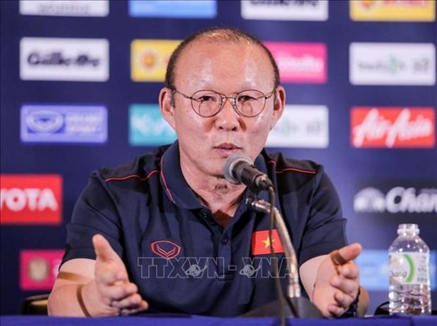 2022年世界杯亚洲区预选赛第二轮比赛:越南国足球员名单正式发布 hinh anh 1