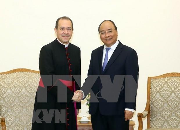 越南与梵蒂冈第八轮混合工作组会议在梵蒂冈举行 hinh anh 1