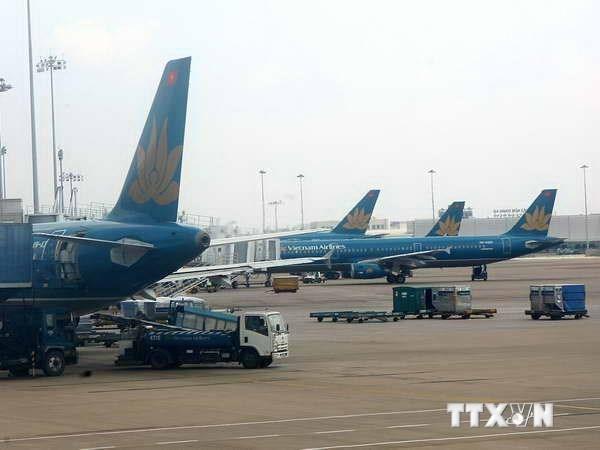 越航因中国台湾第11号台风白鹿影响进行航班计划调整 hinh anh 1