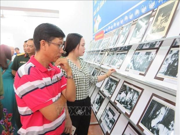 胡志明主席遗嘱落实50周年:越南全国各地纷纷举行纪念活动 hinh anh 1