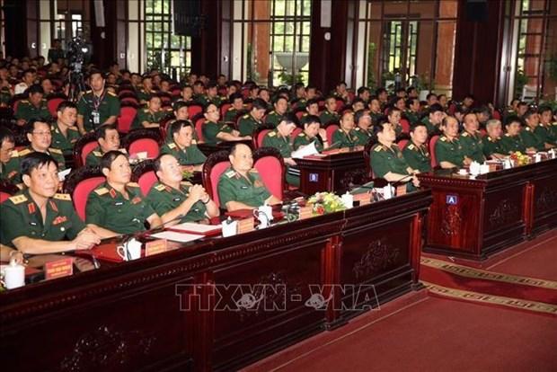 越南人民军代表团在2019年国际军事比赛中取得优异成绩 hinh anh 2