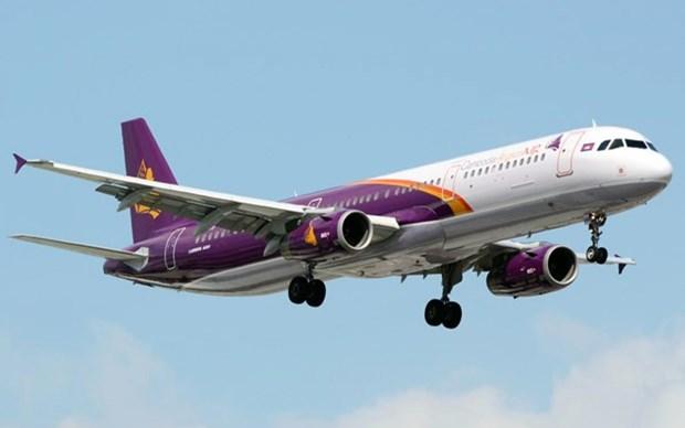 柬埔寨国家航空公司即将开通从金边至岘港直达航线 hinh anh 1
