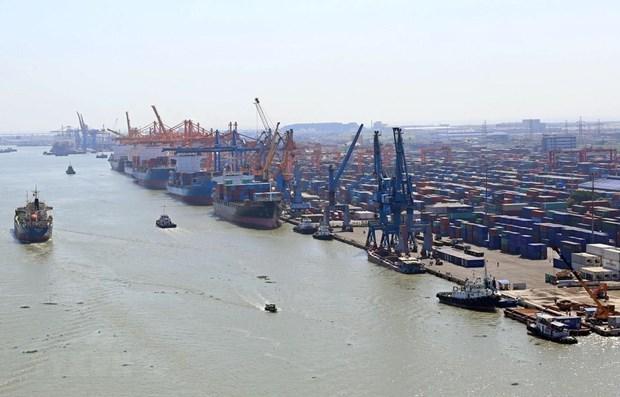 越南物流领域获韩国和日本投资商的青睐 hinh anh 1