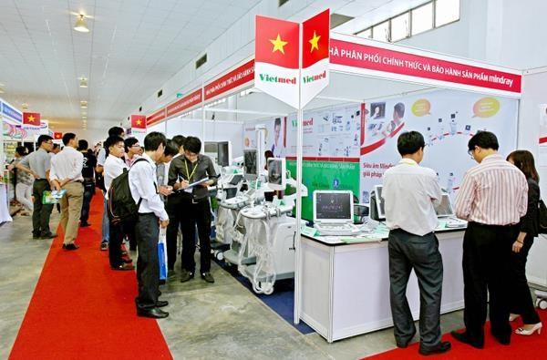 第14届越南国际医疗展将于9月在胡志明市举行 hinh anh 1