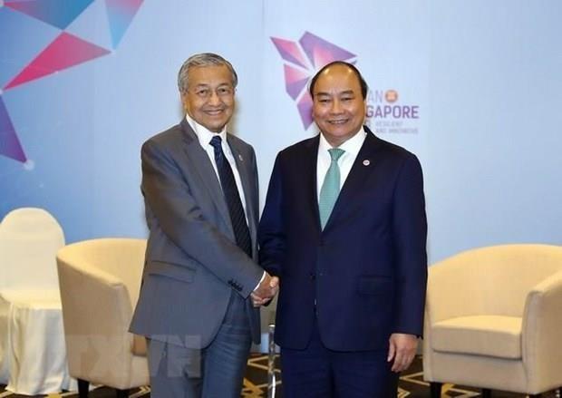 马来西亚总理正式访问越南:将两国友谊与合作向纵深推进 hinh anh 2