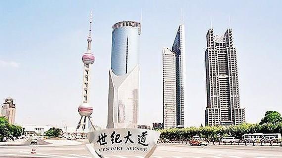胡志明市学习借鉴上海环球金融中心的经验 hinh anh 1