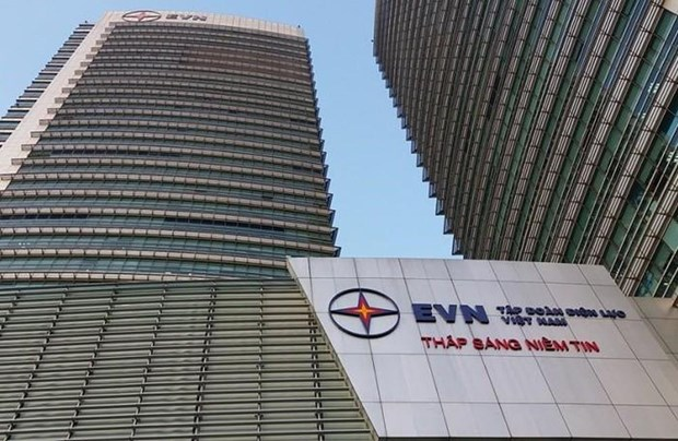 EVN从EVN Finance撤资 股权拍卖所得收入达到2190亿多越盾 hinh anh 1
