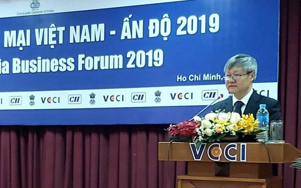 到2020年越南与印度双边贸易额有望达150亿美元 hinh anh 1