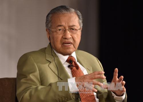 马来西亚媒体: 马哈蒂尔总理访越助推两国战略伙伴关系迈上新台阶 hinh anh 1