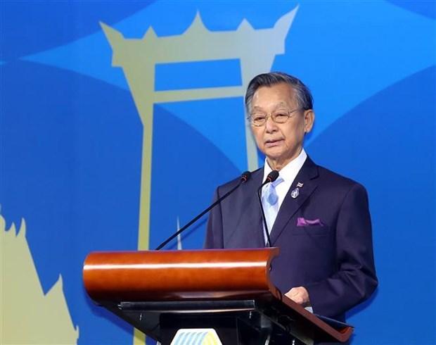 第40届东盟议会联盟大会隆重开幕 hinh anh 2