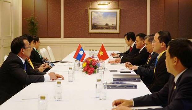 韩国国会前副议长:越南在韩国新向南政策中起着具足轻重的作用 hinh anh 1