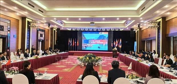 第19届东亚区域旅游论坛常务委员会会议在广宁省举行 hinh anh 1