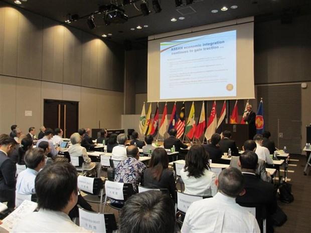 东盟副秘书长:全球贸易摩擦给东盟带来巨大挑战 hinh anh 2