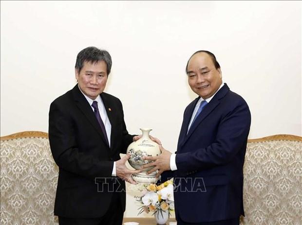 越南呼吁东盟保持内部团结 维护好核心地位 hinh anh 1