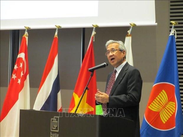 东盟副秘书长:东海问题在维护地区稳定与安全方面发挥着关键作用 hinh anh 1