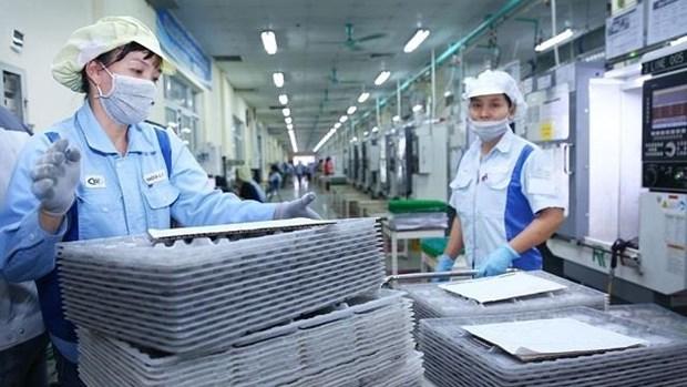 2019年前8月越南吸收外资达226.3亿美元 hinh anh 1