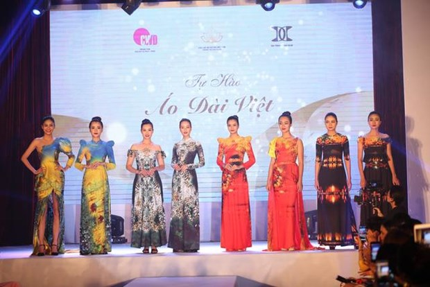 越南设计师杜郑淮南作品即将亮相纽约时装周 hinh anh 1