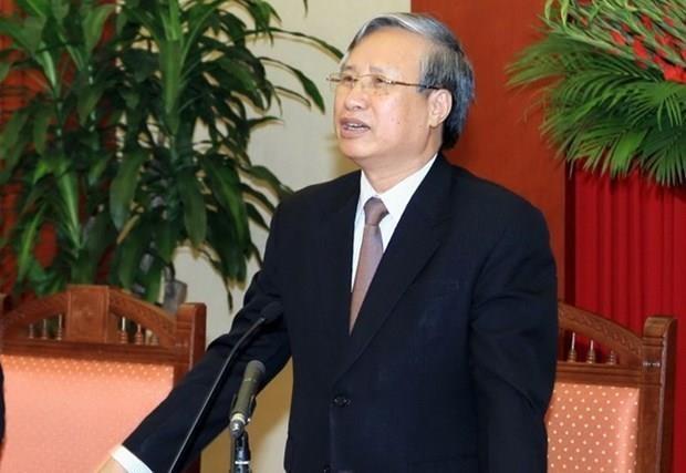 越共中央政治局: 将预防和应对气候变化、自然灾害以及保护环境置于各发展决定和计划的中心 hinh anh 1