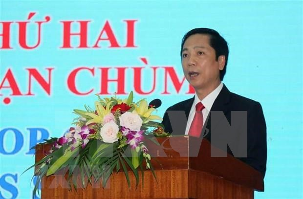 """""""集束炸弹探测方法""""国际研讨会在广治省举行 hinh anh 1"""