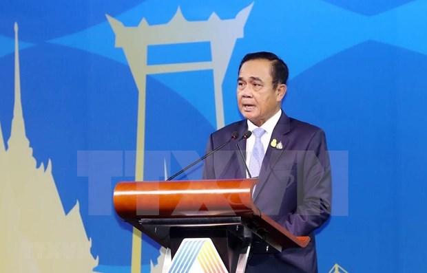 泰国高度评价东盟在印度洋和太平洋地区的作用 hinh anh 1