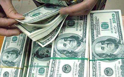 8月28日越盾对美元汇率中间价下调1越盾 hinh anh 1