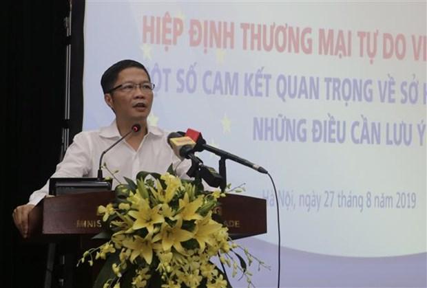 越南认真履行EVFTA中有关知识产权的承诺 hinh anh 3