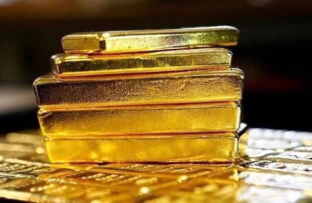 29日越南黄金价格保持在4280万越盾左右 hinh anh 1